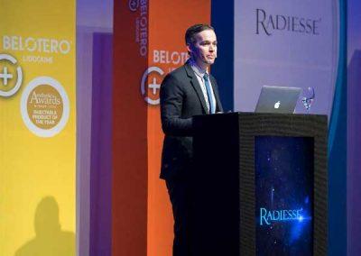 Lanzamiento de prensa de Bellotero y Radiesse.