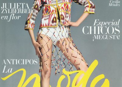 Sirex – Revista Harper´s Bazaar, agosto 2014