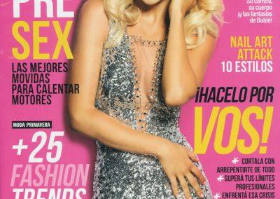 Sirex, Revista Cosmopolitan, septiembre 2014