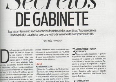 Verónica Muchnik – Revista Vanidades, mayo 2015