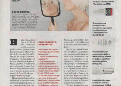 Verónica Muchnik – Revista Viva, mayo 2015