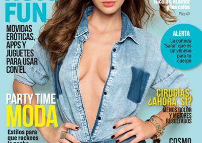 Verónica Muchnik – Cosmopolitan, junio 2015