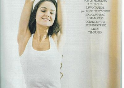 Verónica Muchnik – Revista Buena Salud, agosto 2015