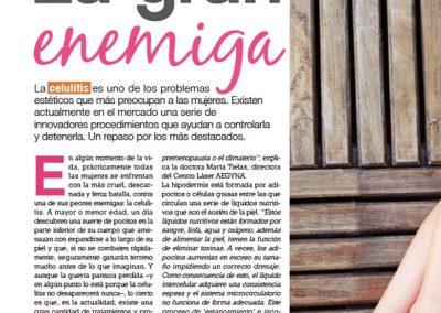 Verónica Muchnik – Revista Nueva, agosto 2015
