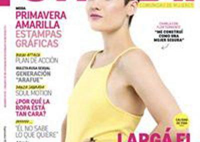 Verónica Muchnik – Revista Ohlala, septiembre 2015
