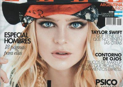 Merz – Revista Elle, junio 2016
