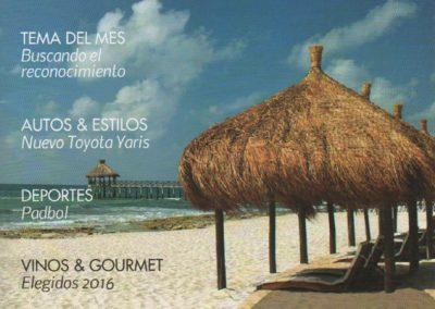 Sirex – Revista Club & Countries, noviembre 2016