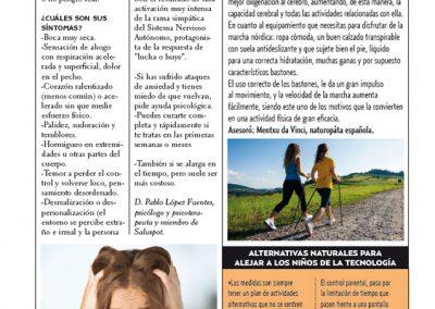 Instituto Soma – Revista Salud Alternativa, noviembre 2016