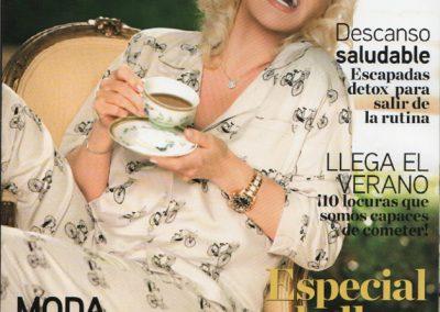 Merz – Revista Susana, noviembre 2016